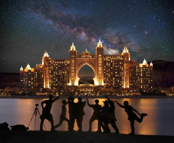 What About Spending a Winter Sun Holiday with Family in Dubai?