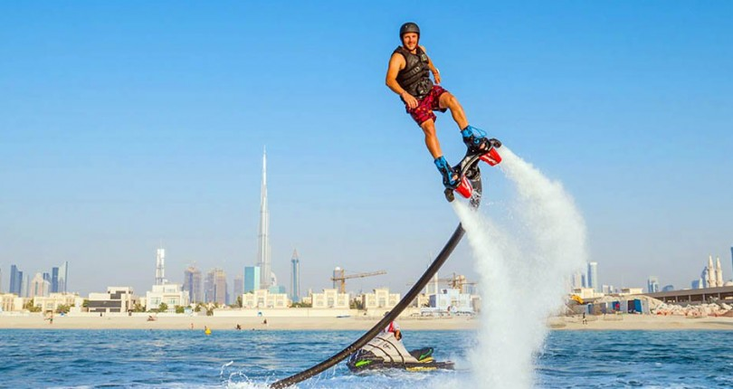 7 Extreme Activities You Must Experience in Dubai