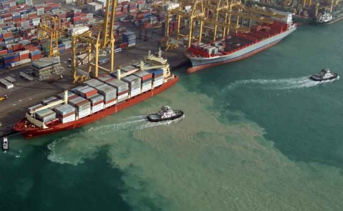 Dubai Still Bags Top 5 Shipping Hub Status